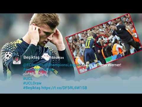 Besiktas stichelt gegen den FC Bayern und verspottet Timo Werner von RB Leipzig