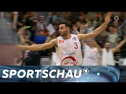 Basketball: Vechta schockt Bayerns Basketballer | Sportschau