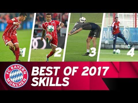 Best of FC Bayern Skills 2017 🔥🔥🔥