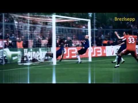 Bayern Munich goals & skills- 2010/2011