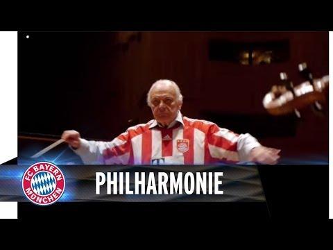 MIA SAN MIA – Die Münchner Philharmoniker wünschen dem FCB viel Glück im Finale