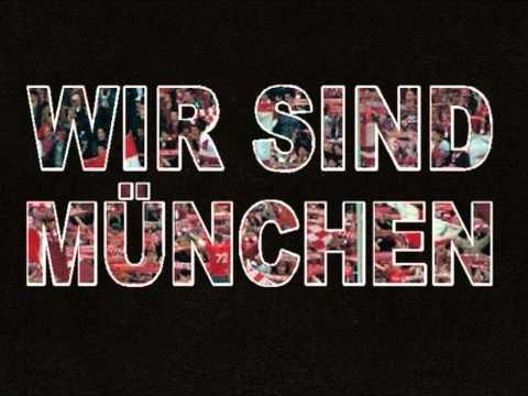 FC Bayern München-Der Südkurve song.