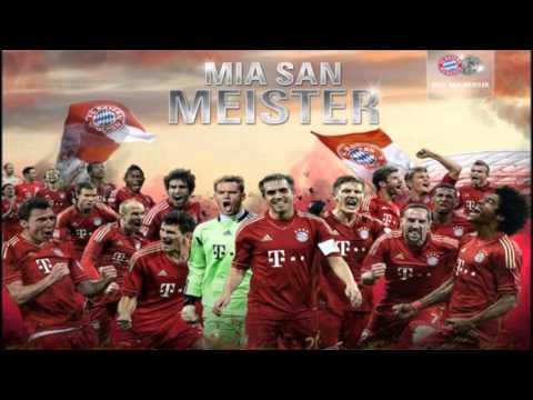 Sido-Bilder im Kopf (Official Video) FC Bayern Song