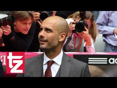 FC Bayern München gegen Manchester City: Pep Guardiola kehrt zurück