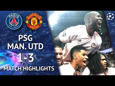 🇫🇷 PSG – Manchester United 🏴󠁧󠁢󠁥󠁮󠁧󠁿 – 1:3 | Match highlights | UCL Play off 1/8 final (06.03.2019)