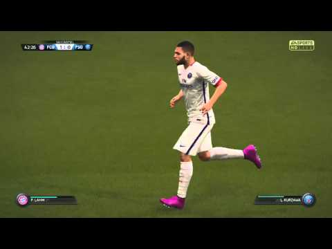 FIFA 16 ONLINE MATCH – Bayern Munich vs Paris