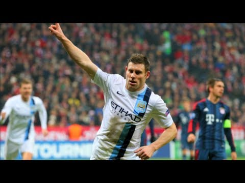 Manchester City vs Bayern Munich