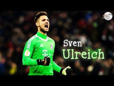 Sven Ulreich 2017/18 Amazing Saves – FC Bayern München