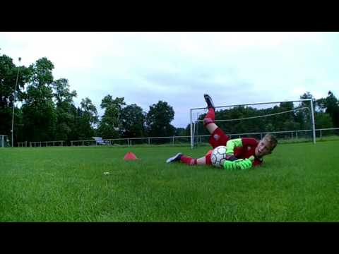 Amazing German Goalkeeper – Maurice Merkl(10J.) – FC Bayern Munich U11