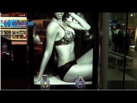 Victoria's Secret Store @ Munich Airport. Pre-Opening 05.12.2013 am Münchner Flughafen