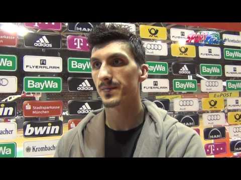 Sport Eagle TV Basketball Insiders – Nihad Djedovic, FC Bayern Basketball and Bosnia Herzegovina