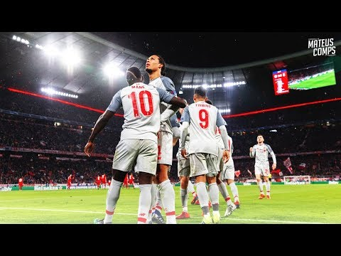 Liverpool v Bayern Munich 3-1 | Cinematic Highlights