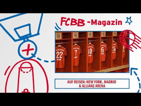FCBB-Magazin, Folge 71: Auf Reisen: New York, Madrid & Allianz Arena