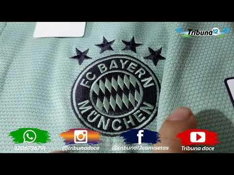 Bayern Munich 🇩🇪 visitante  18/19