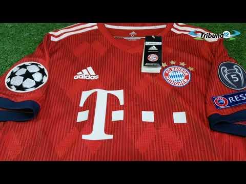 Bayern Munich 🇩🇪 local versión de Jugador 18/19