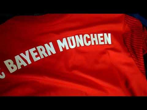 goaljerseys.co 18-19 Bayern Munich Home Jersey Unboxing Review
