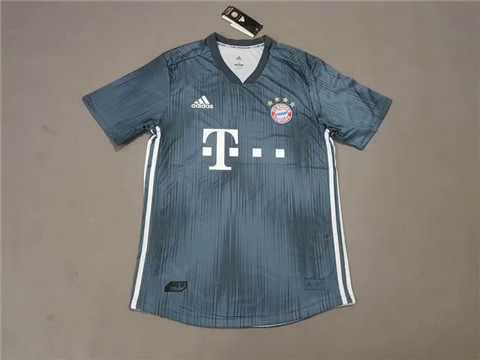 Bayern Munich Authentic Jersey 18/19 – Cheap Soccer Jerseys