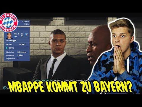 Wir kriegen MBAPPE für einen verdammt günstigen PREIS! – Fifa 19 Karrieremodus Fc Bayern München 65