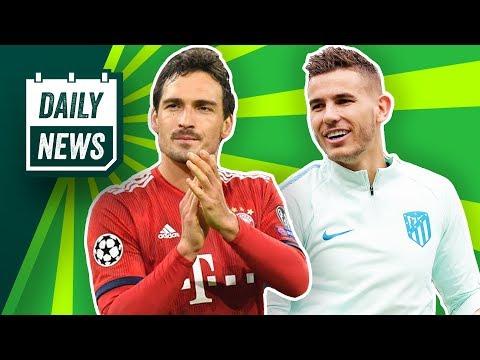Rekord-Transfer beim FC Bayern? Werder Bremen: Spionageangriff auf die TSG? Gareth Bale Hattrick!