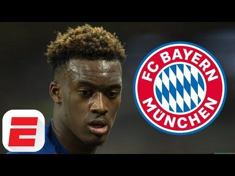 Bayern Munich Confirm Callum Hudson-Odoi Transfer Interest