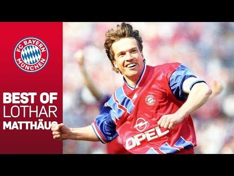 Lothar Matthäus | FC Bayern Legend's Best Goals!