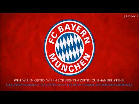 L'hymne du FC Bayern München (DE/FR paroles) – Anthem of FC Bayern Munich (French)