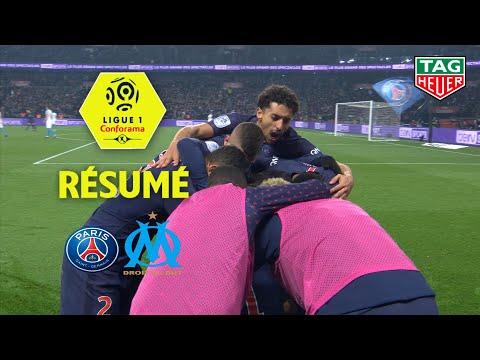 Paris Saint-Germain – Olympique de Marseille ( 3-1 ) – Résumé – (PSG – OM) / 2018-19
