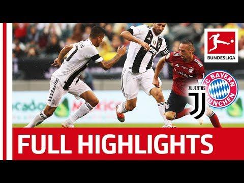 Juventus Turin vs FC Bayern München | 2:0 | Highlights 2018