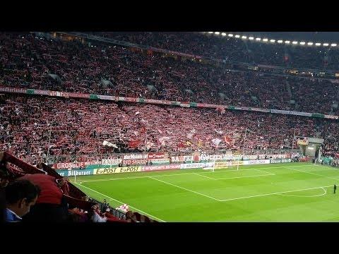 FC Bayern München vs 1.FC Kaiserslautern – Forever Number One