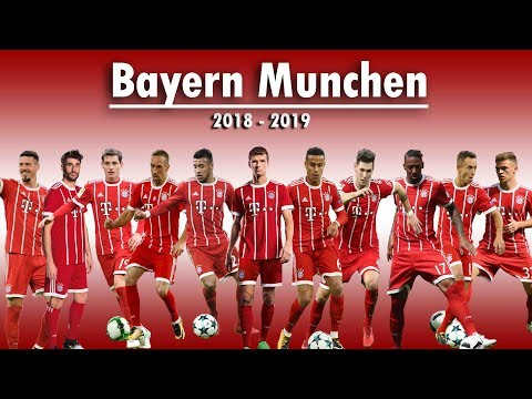 TRANSFER COMPLETE & NEW SQUAD BAYERN MUNCHEN 2018 2019
