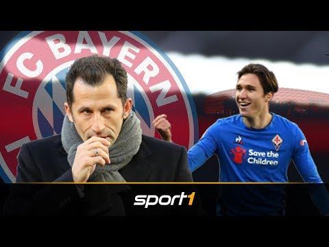 100 Millionen: Bayern an Italien-Knipser dran? | SPORT1 – TRANSFERMARKT