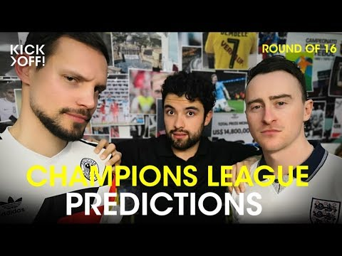 Dortmund miracle? Liverpool or Bayern? PREDICTIONS Champions League Knockouts