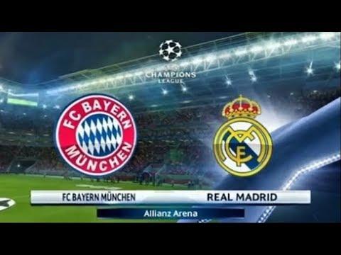 Bayer munchen vs Real madrid | prediksi semi final UCL nanti malam 26 april 2018
