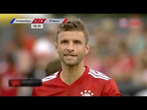 Bayern München'in 22 Gol Attığı Maç | Rottach Egern 2 – 22 Bayern Müchen