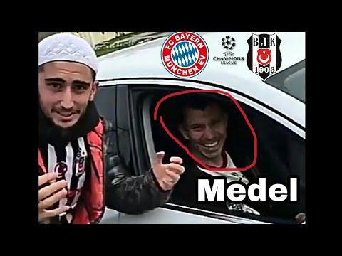 Bayern Turunu Geçmek İçin Futbolcularla Dua Eden Beşiktaşlı (Başarılar Beşiktaş)
