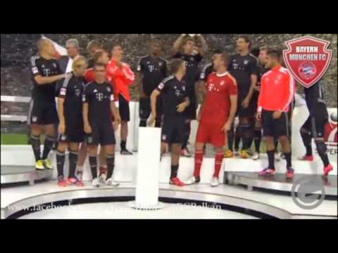 Bayern Munchen Stern des Sudens (Lyrics in description)