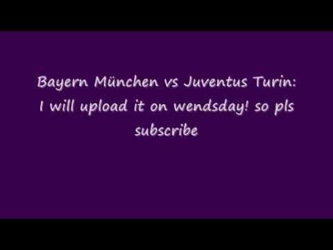 Bayern München vs Juventus Turin highlights !