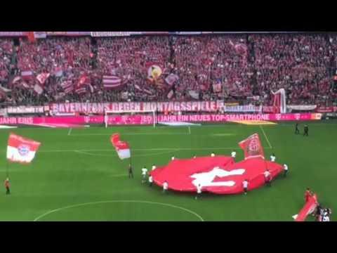 FC Bayern München -FC Schalke 04 3-0