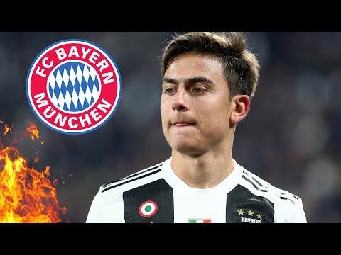 Dybala sauer auf Juve – Schlägt Bayern jetzt zu ?!