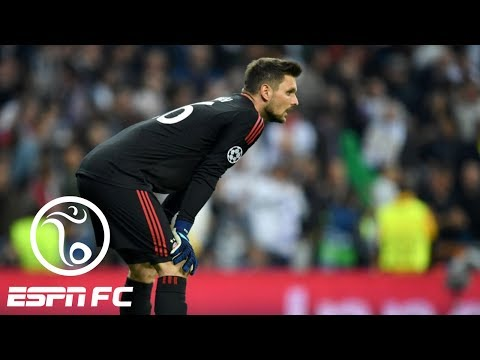 Bayern Munich player ratings vs. Real Madrid: Goalkeeper Sven Ulreich gets a 1 | ESPN FC