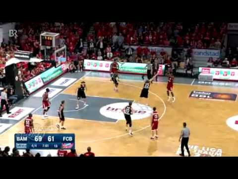 Bamberg – FC Bayern München Spiel 5
