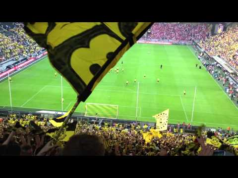 Borussia Dortmund – FC Bayern München – Supercup 2013 – Players on the pitch