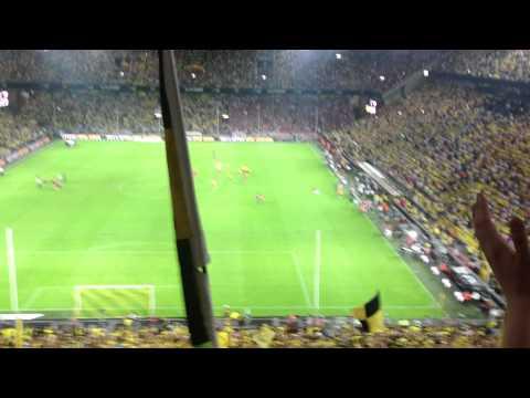 Supercup 2013: Borussia Dortmund – FC Bayern München – Final whistle: 4-2!