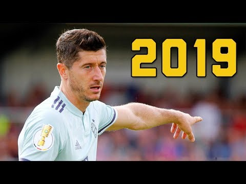 Robert Lewandowski 2019 ● Goals, Skills & Assists 🇵🇱
