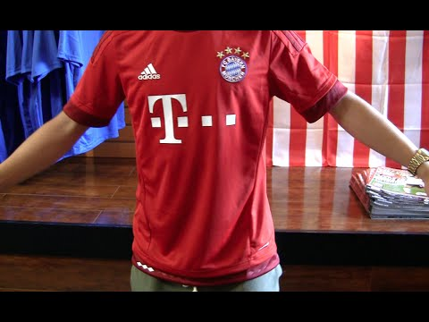Bayern Munich 2015/16 Home Jersey Review