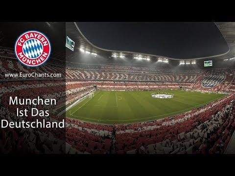 Munchen Ist Das Deutschland – Bayern Munich chant with LYRICS