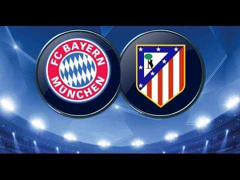 Bayern Munich vs Atletico Madrid | Champions League Semi-Final 1/2 Final 2 | 03/05/2016 | FIFA