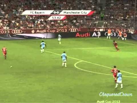 Dedryck Boyata vs FC Bayern Munich (Pre-season) [01.08.13] By ChequeredCrown