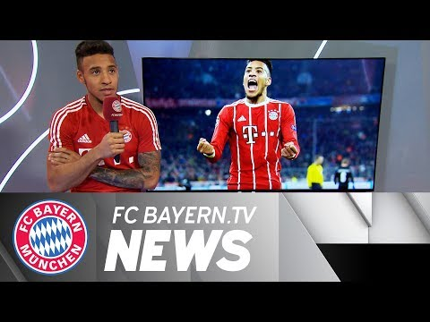 FC Bayern beat Paris Saint-Germain – Interview with Tolisso