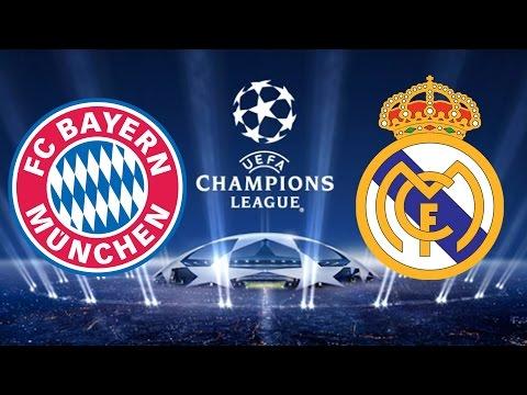 BAYERN MUNICH VS REAL MADRID LIVE!!! STREAM!!! REACTION!!! #BAYREA